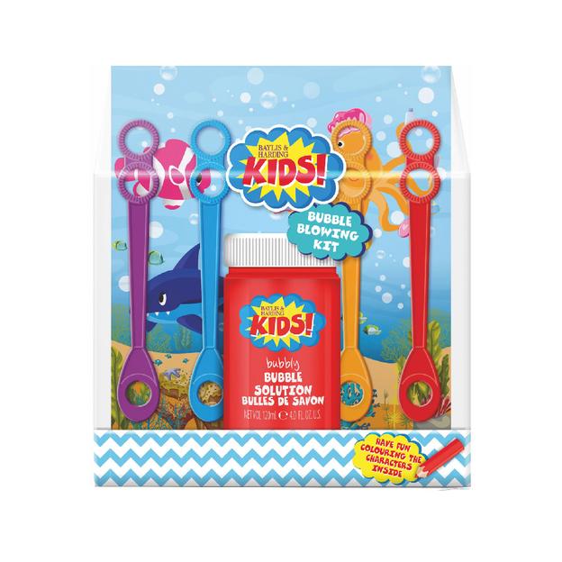 Set de bulles de savon pour enfant