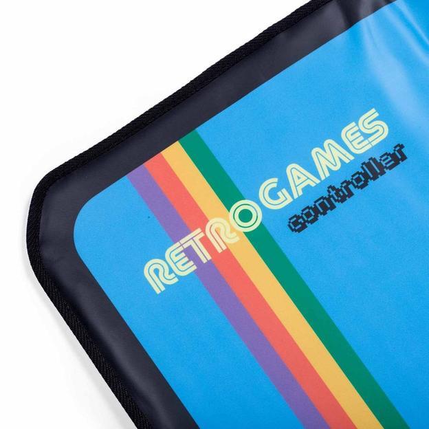 Tapis de gaming rétro