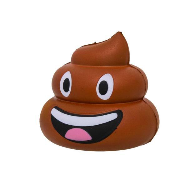 Anti-Stress-Ball Poo