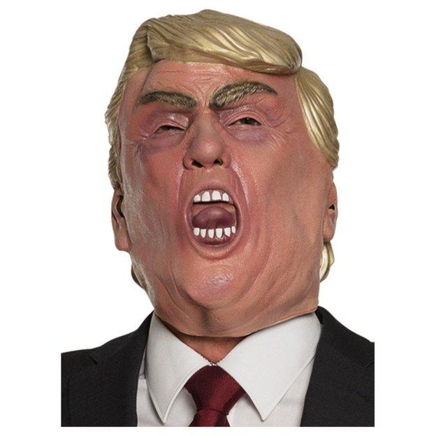Donald Trump Gummi-Maske