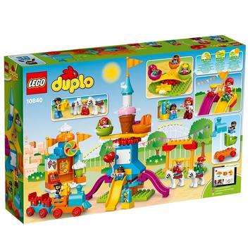 Le Lego Duplo D'attractions Duplo D'attractions Le Lego Parc Parc Lego Duplo dexCBo