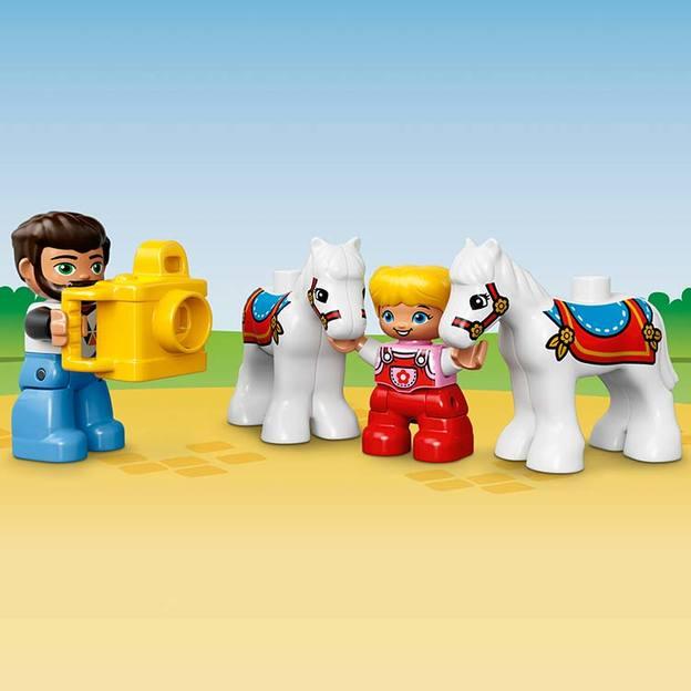 LEGO DUPLO Grosser Jahrmarkt 10840