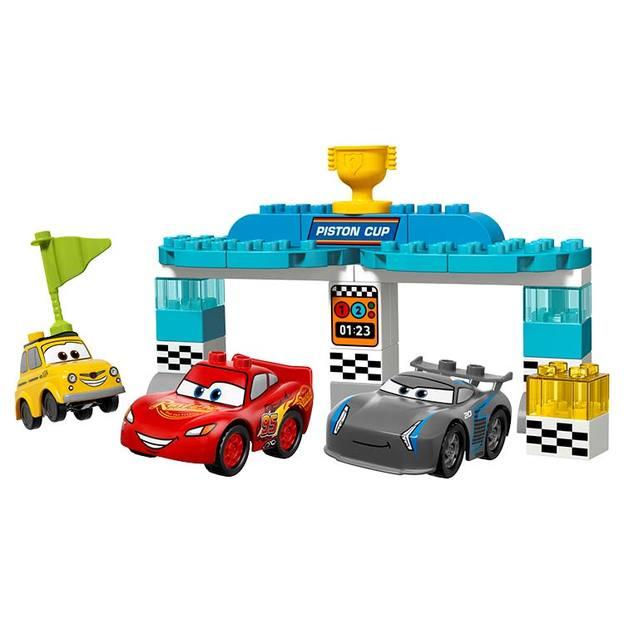 LEGO DUPLO Piston-Cup-Rennen