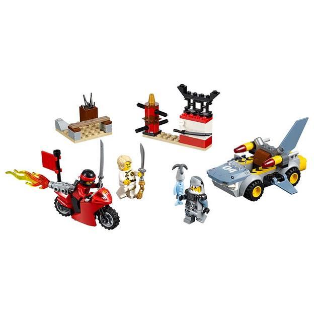 LEGO Juniors Haiangriff