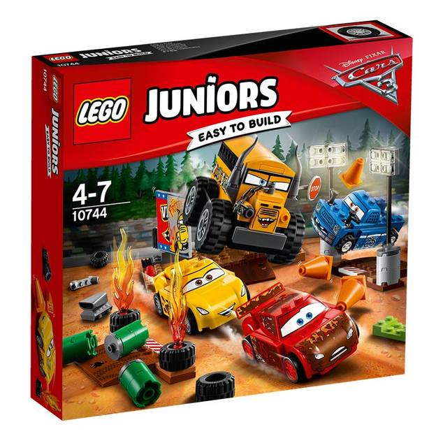 LEGO Juniors Crazy 8 Rennen in Thunder Hollow