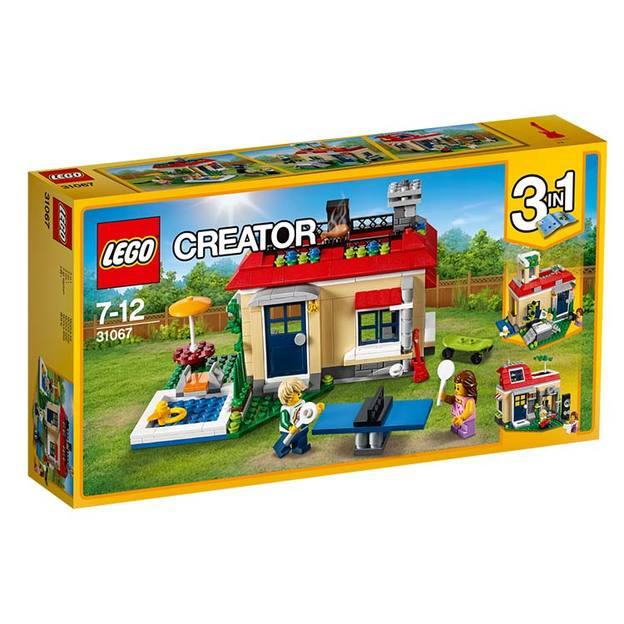LEGO Creator Ferien am Pool