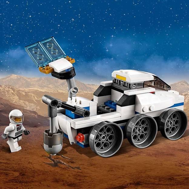 LEGO Creator Forschungs-Spaceshuttle