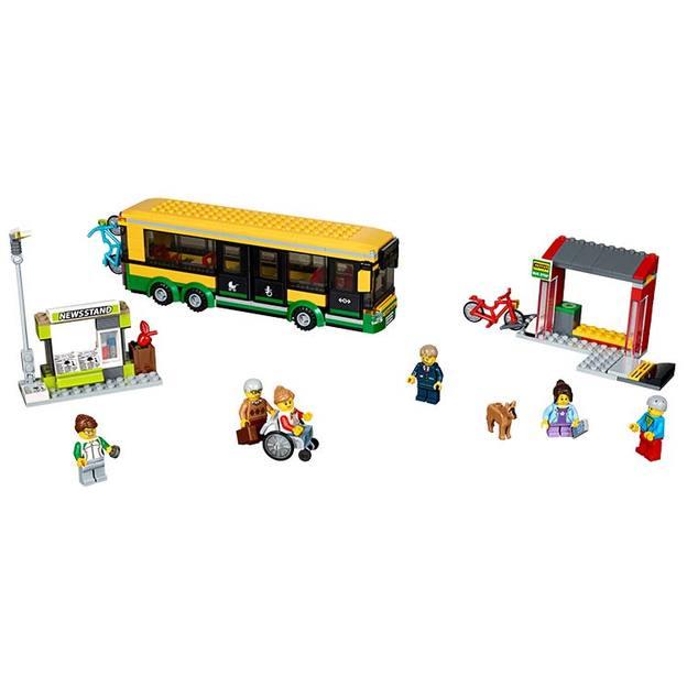 LEGO City Busbahnhof