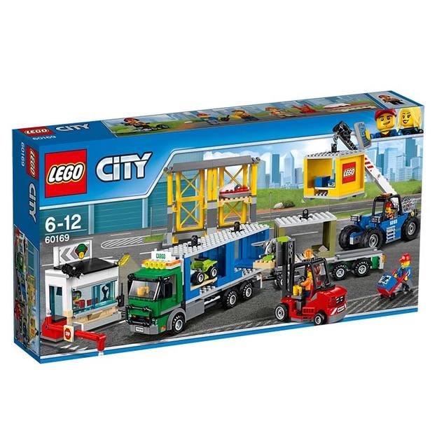 LEGO City Frachtterminal