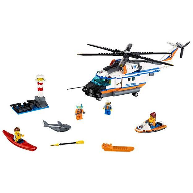 LEGO City Seenot-Rettungshubschrauber