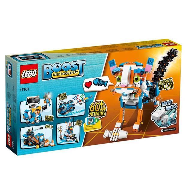 LEGO Boost - Programmierbares Roboticset