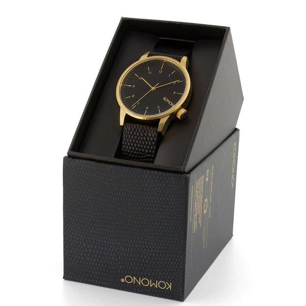 Komono Armbanduhr Winston Monte Carlo Lizard
