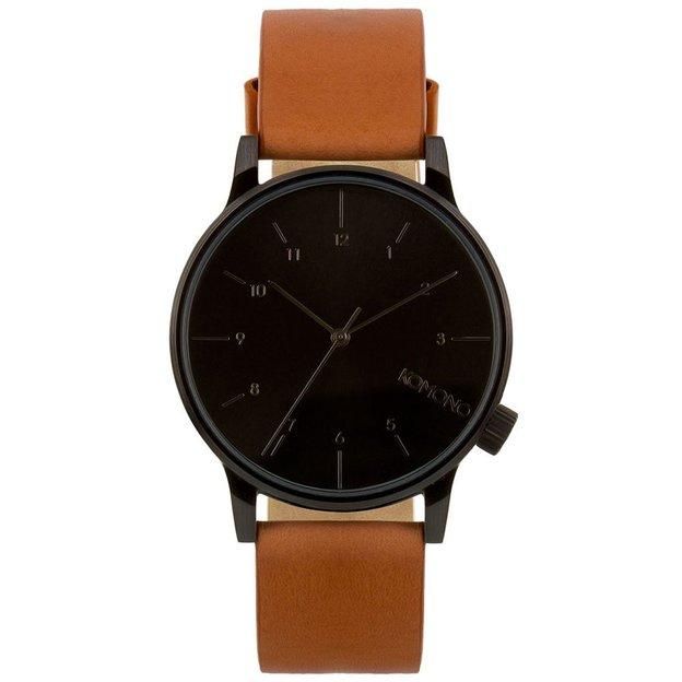 Komono Armbanduhr Winston Regal Cognac
