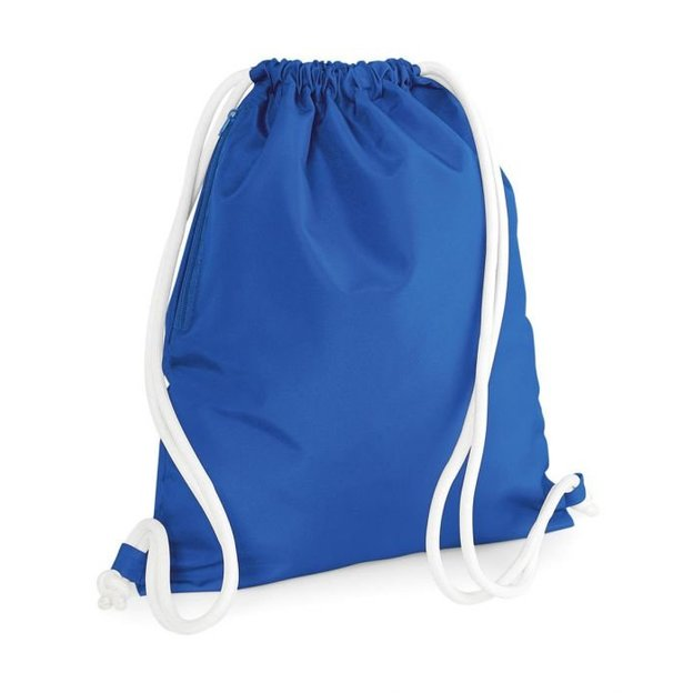 Sac de gym personnalisé, bleu