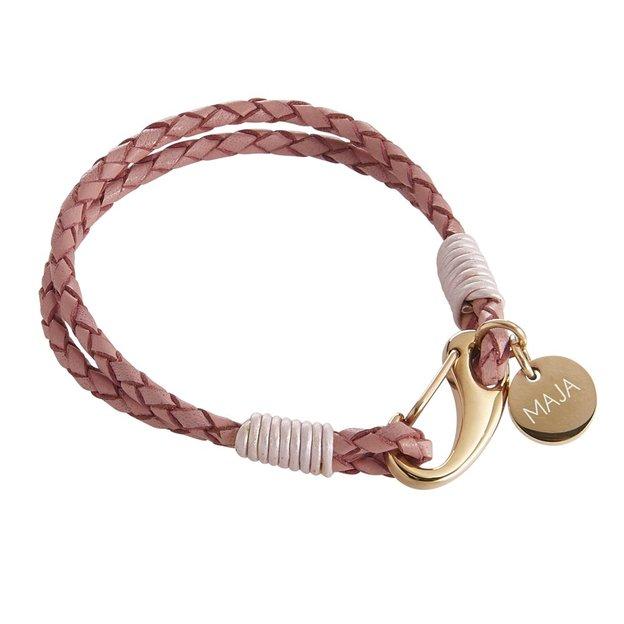 Bracelet en cuir personnalisé Vintage
