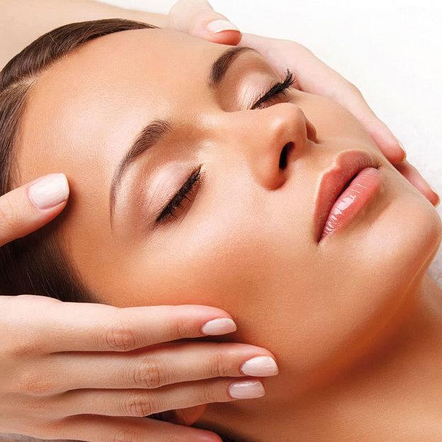 Gesichtsbehandlung mit Radiofrequenz (für 1 Person)