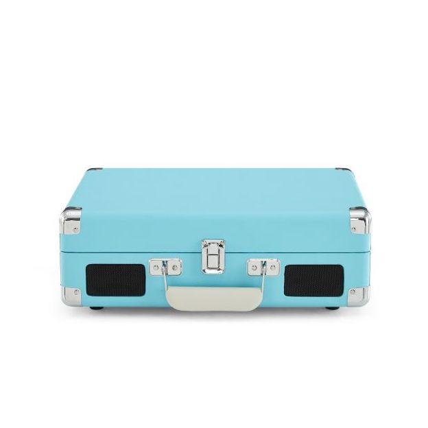 Tourne-disque Crosley Cruiser Deluxe, bleu ciel