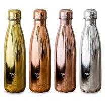 Chilly's Bottles, bouteilles isothermiques, éditions chromées