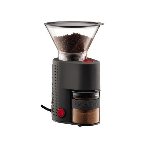 Cafetière électrique à dépression ePebo de Bodum + moulin à café