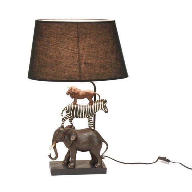 Tischleuchte Safari