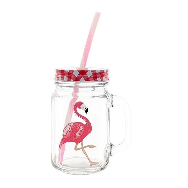 Trinkglas Flamingo 1 Glas