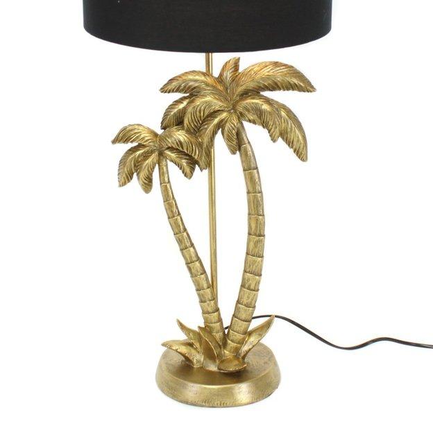 Tischleuchte Palmen