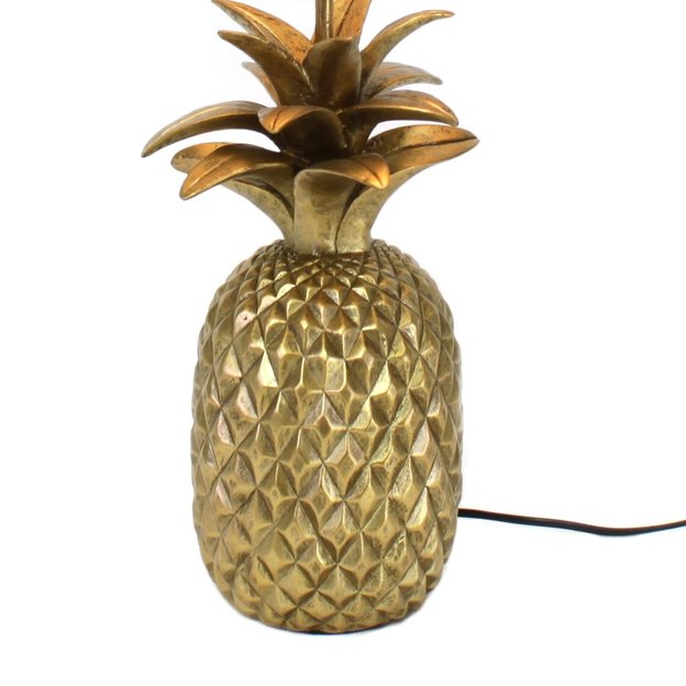 Tischleuchte Ananas