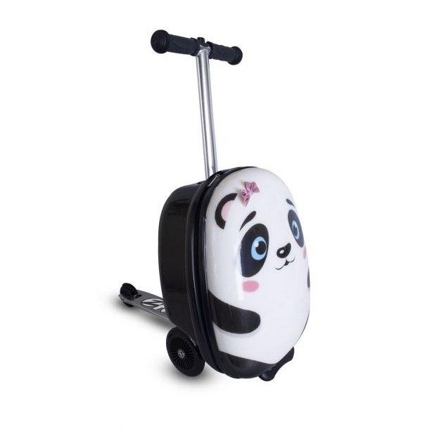 Flyte Scooter-Kinderkoffer Panda