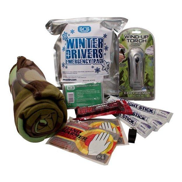 Kit de secours hivernal pour voiture