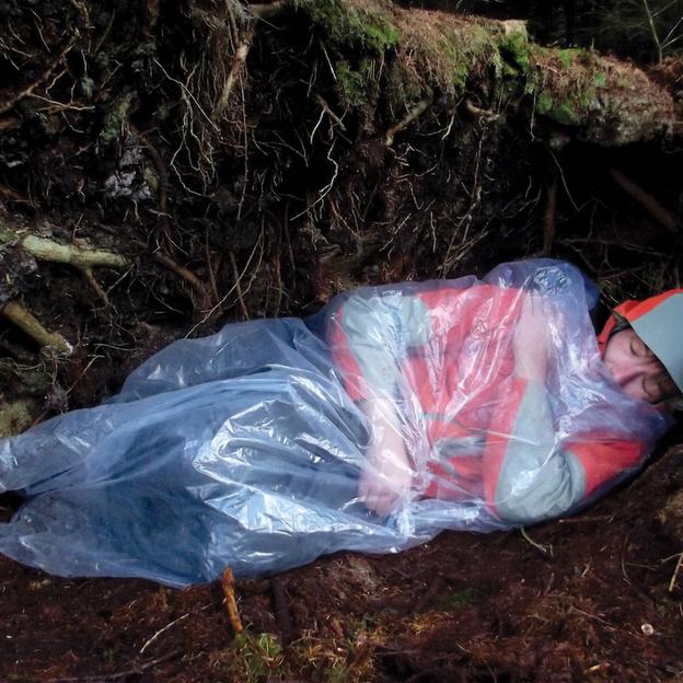 Notfall Schlafsack