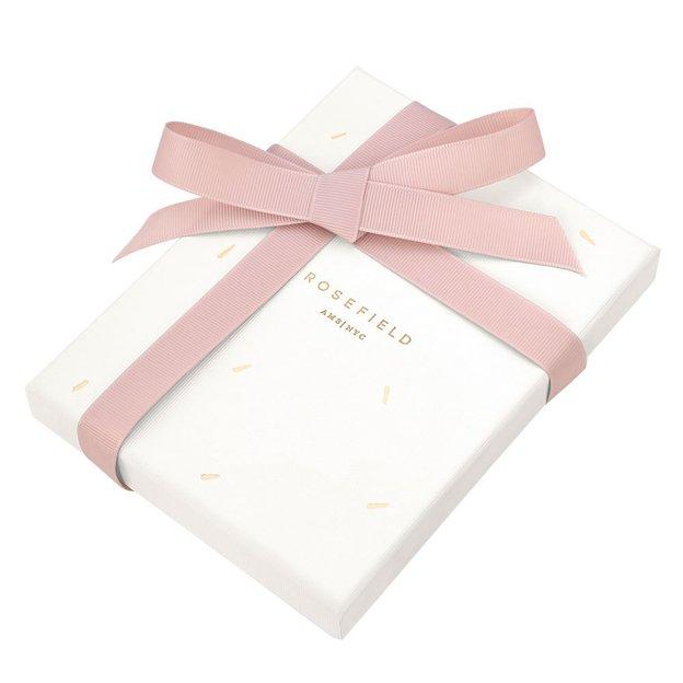 Rosefield Geschenkset West Village Soft Pink Rosegold