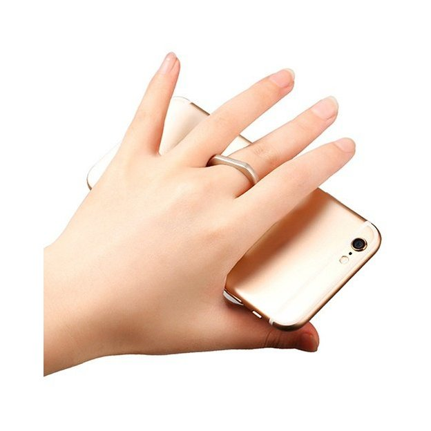 Support bague pour smartphone Chat