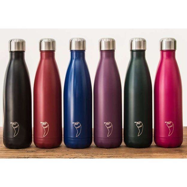 Chilly's Bottles Matte Edition, Trinkflasche