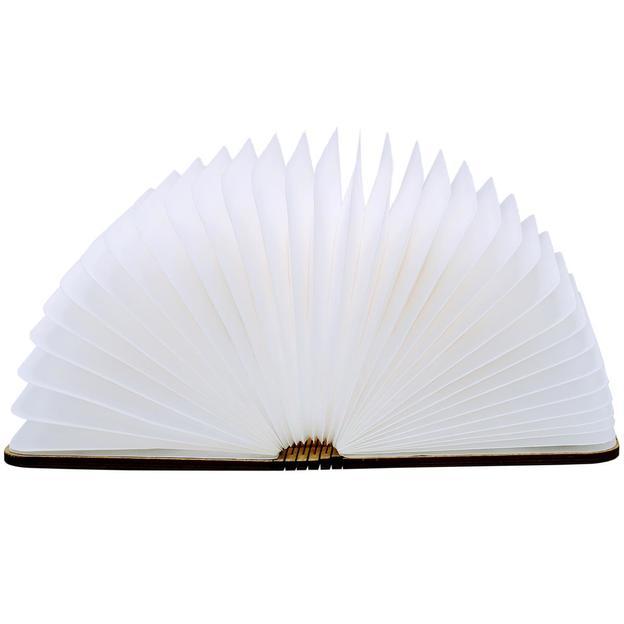 Book Lamp - innovative und puristische Design Dekolampe, 21.5 x 16.5cm