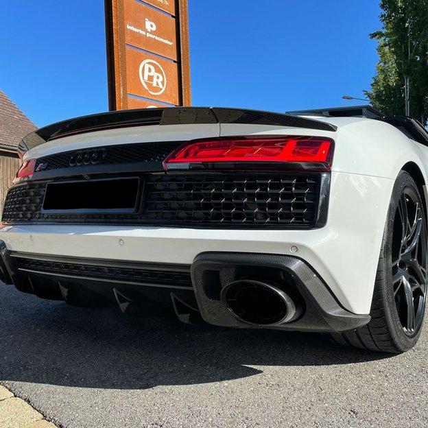 Audi R8 V10 PLUS 610 PS für 6 Stunden mieten