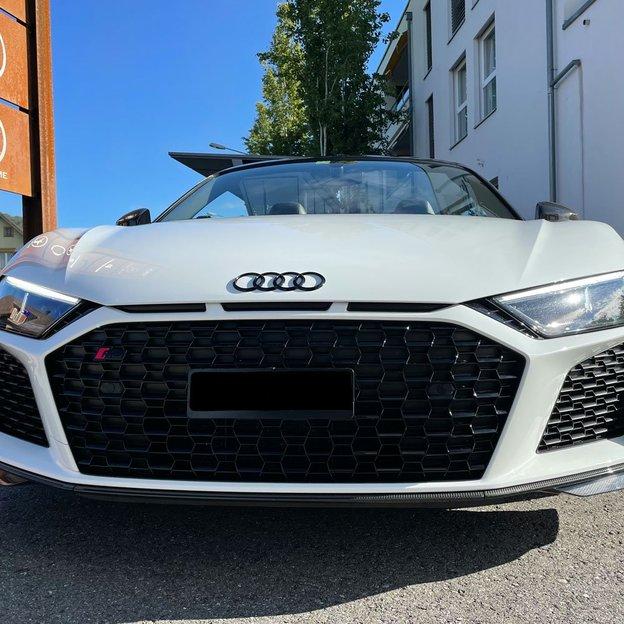Audi R8 V10 PLUS 610 PS für 3 Stunden mieten
