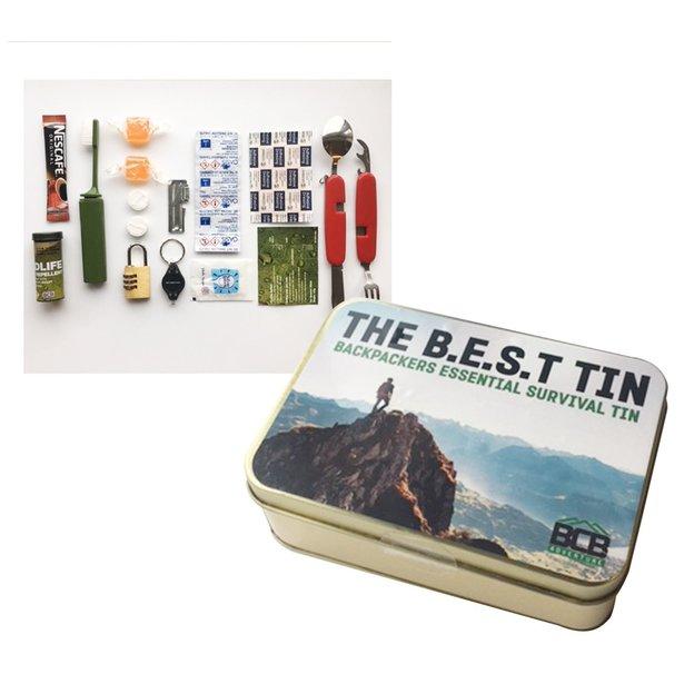 Kit de survie Backpacker