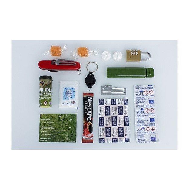 Backpacker Survival Kit