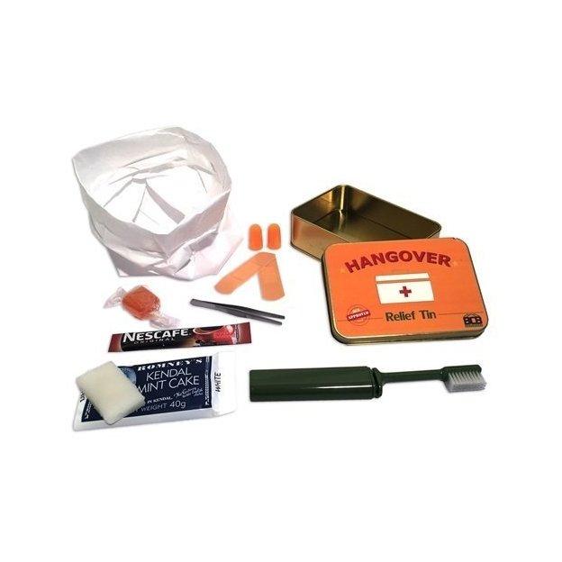 Kit de premier secours Gueule de bois