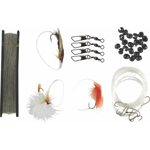 Kompaktes Angler Notfall-Set