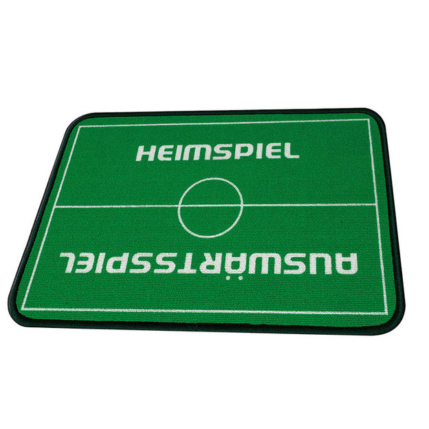 Fussmatte Heimspiel Fussball