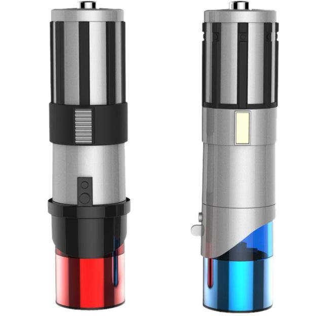 Star Wars Salière et poivrier électriques Sabre Laser
