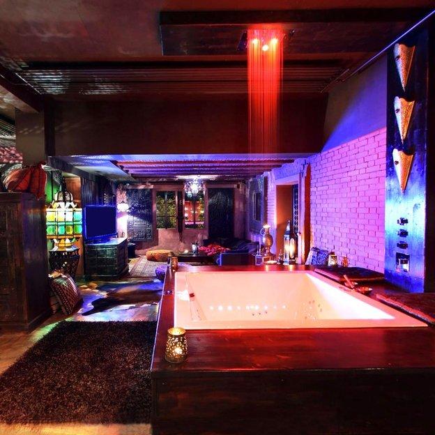 Lust & Laune Private Luxury Wellness Lounges (2 Nächte für 2 Personen)
