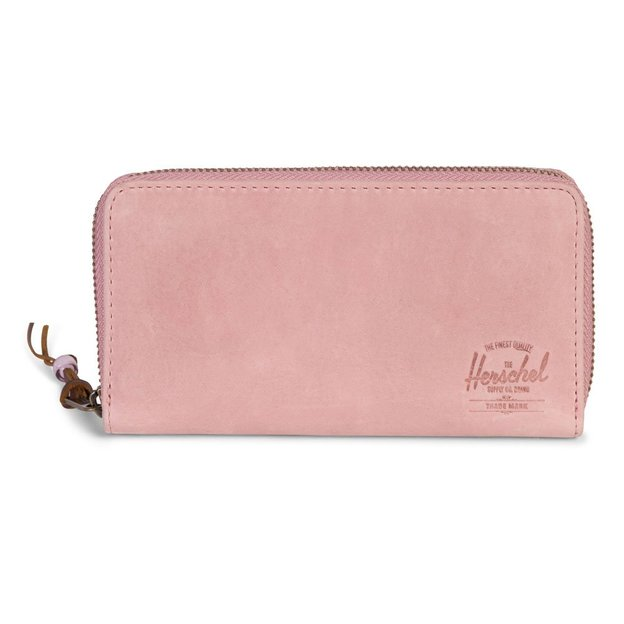 Herschel Portemonnaie Thomas Leather RFID Ash Rose