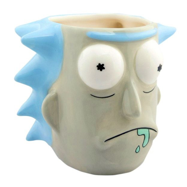 Rick & Morty Tasse Sanchez