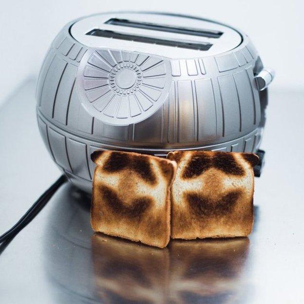 Grille-pain Star Wars Etoile de la mort