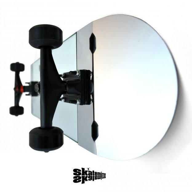 Skateboard Spiegel zum Aufhängen