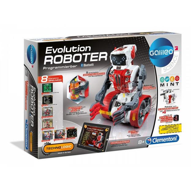 Clementoni programmierbarer Evolution Roboter