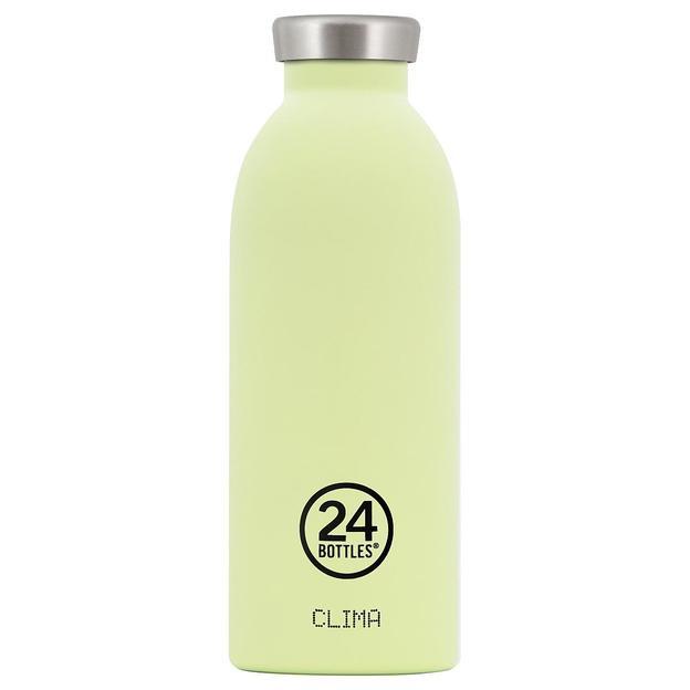 24Bottles Trinkflasche Clima 500ml Pistachio Green