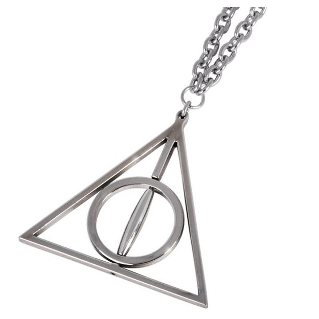 Harry Potter Réplique du collier de Xenophilius Lovegoods 56 cm